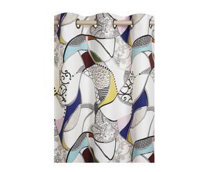 Tenda in cotone e poliestere Copacabana - 140x300 cm