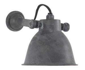 Applique Laiton, Noir - H20