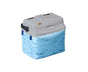 Frigorifero portatile orizzontale Gocce caldo/freddo - capacità: 20 L