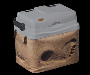 Frigorifero portatile orizzontale Sabbia caldo/freddo - capacità: 20 L