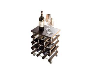 Carrello portabottiglie Wine - 12 posti