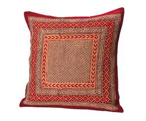 cuscino in juta Razoul - rosso