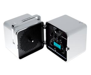 Radio/sveglia portatile TS 522 CR - bianca