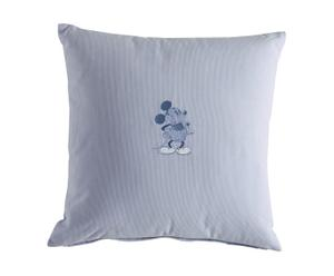 Cuscino azzurro CLASSIC MICKEY - 45X45 cm