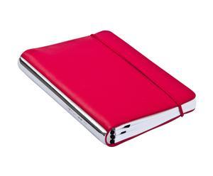 Agenda notes in pelle C.OVER Nomination rosso
