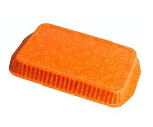 Tortiera rettangolare De&Co arancione - 30X20cm