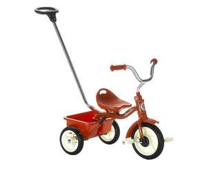 Triciclo Transporter Passenger - rosso
