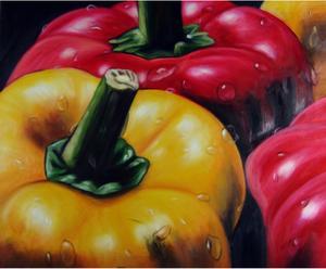 Golosi frutti dell'orto 30X40 cm