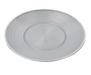 Sottopiatto argento - Ø 34 cm