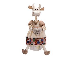 Coprirotolo in tessuto Cow