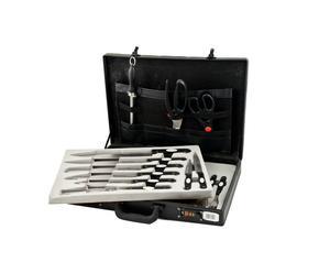 Set Barbecue n. 1 (1 valigetta + 24 accessori) - 45X34X8,5 cm