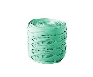 Latex Roll, Puff in Lattice - verde