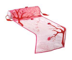 Futon con cuscino in taffettà