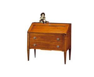 Bureau con 2 cassetti - 100X50X102 cm