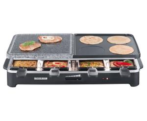 GRILL-RACLETTE MULTIFUNZIONE PARTYGRILL RG2341