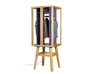 Guardaroba HANGING MODULE  Tall Base BY HIERVE - lilla