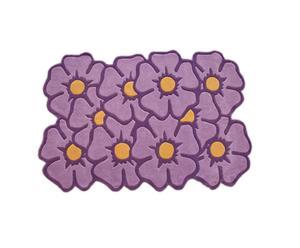 Tappeto in cotone per bimbi Violetta - 120X180 cm