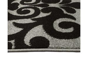 Tappeto in polipropilene Decò grigio - 160X230 cm