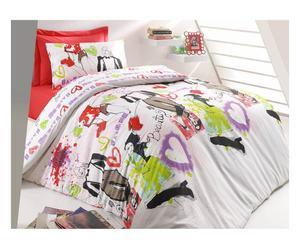 completo letto bimbo in cotone fashion - max 160x240 cm