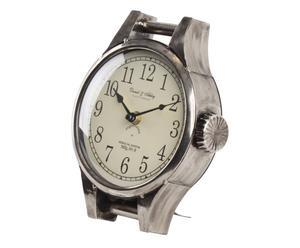 orologio da tavolo in metallo david&abbey - 17x23x2 cm