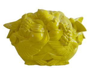 Base per lampada in ceramica capri - 76x30x45 cm