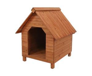 Cuccia per animali in legno Doggy - 64x76x68 cm
