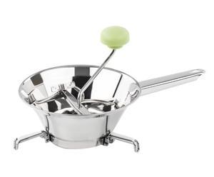 Passaverdura in acciaio Speciali Cucina - D 24 cm