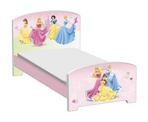 Struttura letto in legno Princess - 77x67x143 cm