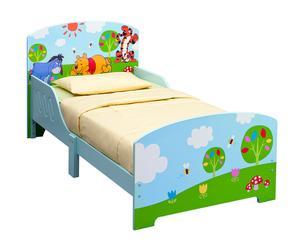 Struttura letto in legno Winnie - 77x67x143 cm