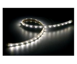 Tapelight con luci a led per uso esterno bianco - l 500 cm
