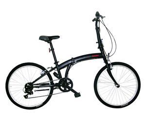 Bicicletta pieghevole unisex - 24\