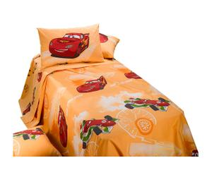 Copriletto per letto 1 piazza 1/2 in cotone panama - Sweet Cars