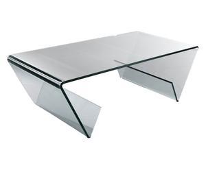 Tavolini Da Salotto Plexiglass.Tavolino In Plexiglass Design Trasparente Dalani E Ora Westwing