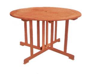 Tavolo rotondo di design contemporaneo e audace dalani for Tavolo tondo estensibile