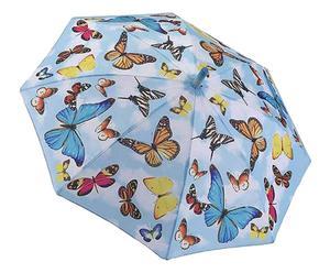 ombrello butterflies - per bimbi