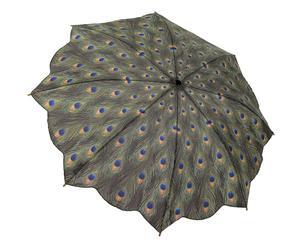 ombrello peacock - pieghevole