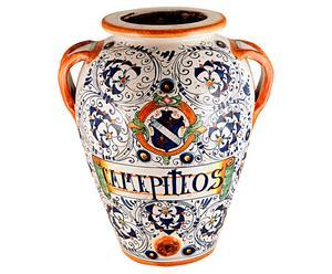 Orciolo in ceramica Camepiteos