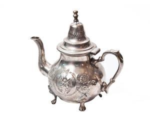 Teiera in metallo Aladin