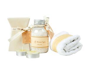 Set regalo Home Spa Sali da bagno profumati - 5 pezzi
