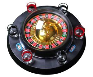 DRINKING ROULETTE CUPOLA elettronica
