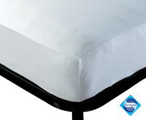 Coprimaterasso in tessuto antiacaro matr. SUPERSANITAL - 165X195 cm