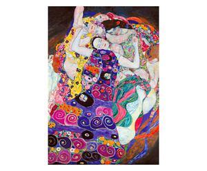 Puzzle Le vergini, 1912 di G. Klimt