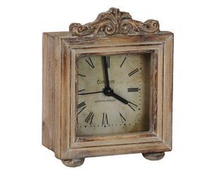 Orologio da tavolo in legno mdf London