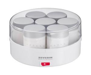 yogurtiera con 7 vasetti