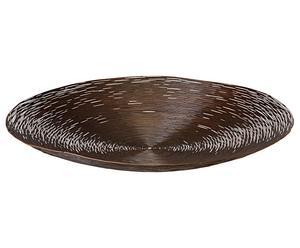 Sottovaso in ferro BURNT - D56 cm
