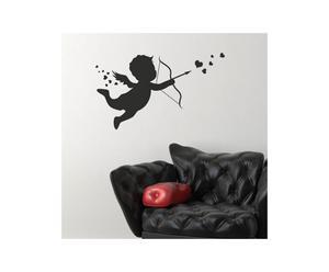 Sticker in vinile Cupidon I Love You - 55x140 cm