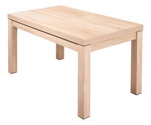 TAVOLO ALLUNGABILE in legno Yulia - 77x80x140/180 CM