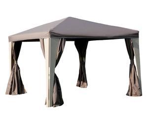 Gazebo Da Giardino 4x4 : Gazebo geometria perfetta outdoor dalani e ora westwing