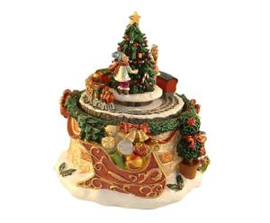 pino decorativo carillon sweet tree - d 10/h 11 cm