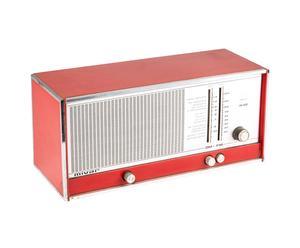 RADIO ORIGINALE MIVAR - 31X31X11 CM